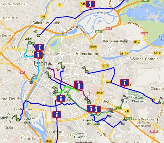 © Organisation des Bus Cyclistes
