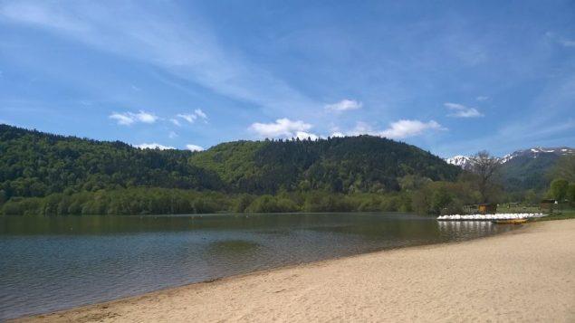 Chambon sur Lac