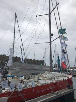Route du Rhum 2018 : Eric JAIL, pour L'Océan, bien commun de l'humanité !
